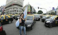 Argentina Uber Vandals Are Just That: Vandals
