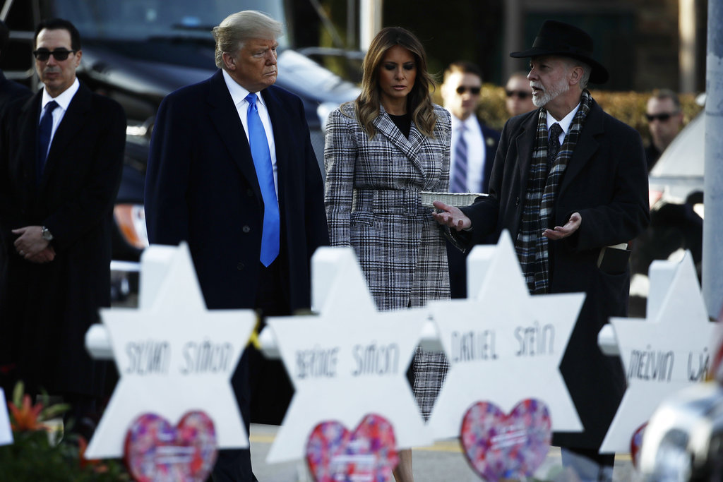 Video Shows Pittsburgh Hospital Employees Thanking Donald Trump for