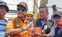 Black Box From Crashed Indonesian Jet Retrieved From Debris on Sea Floor