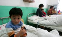 Infectious Diseases Spread Throughout China, Affecting Scores of Children