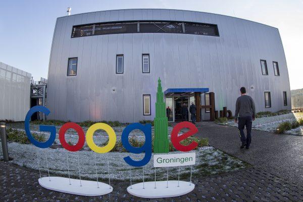 The Google data center in Eemshaven, near Groningen, The Netherlands.