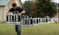 Beto's Campaign Staff Caught Appearing to Misuse Donor Funds