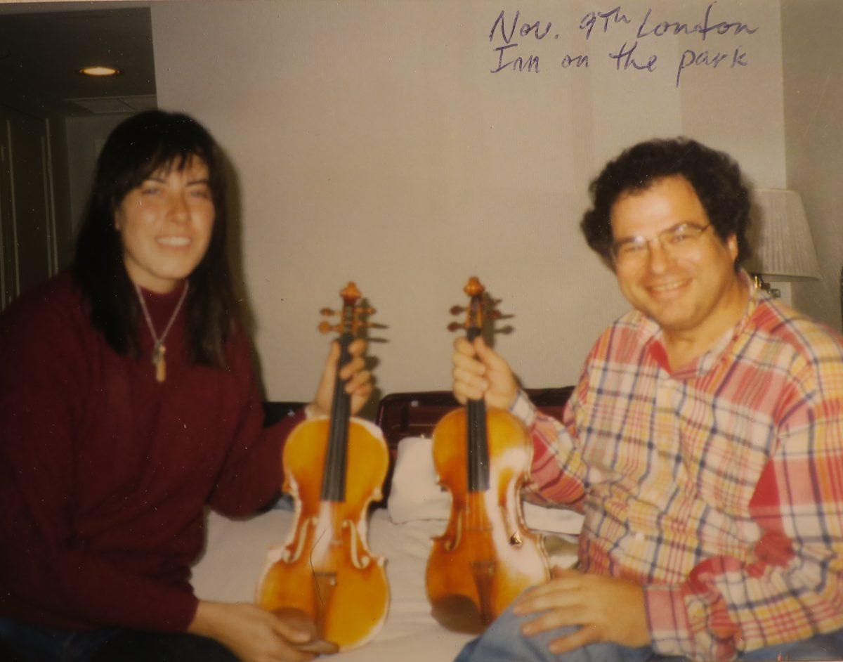 """Stradivari """"Soil"""" 1714"""