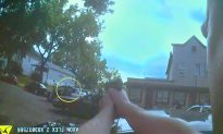 Police Body Cam Shows Fatal Shooting After Suspect Held Gun to His Head
