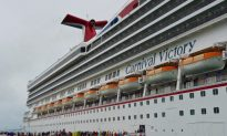 Amazing Video: Man Jumps Off Cruise Ship, Gets Banned by Royal Caribbean