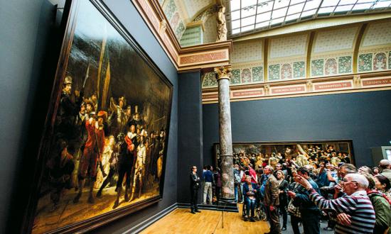 Why Teaching Art Is Teaching Character