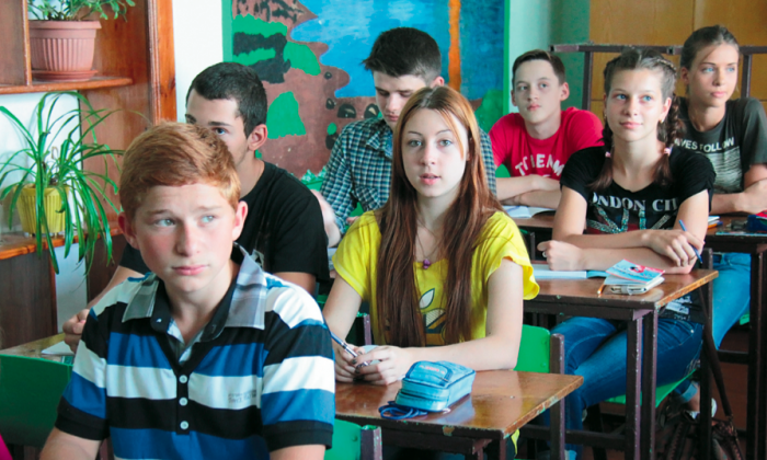 Many grades now reflect good citizenship instead of worthy scholarship. (MYKOLA KOMAROVSKYY/SHUTTERSTOCK)