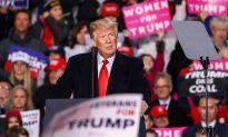 In Photos: Trump Rally in Huntington, West Virginia