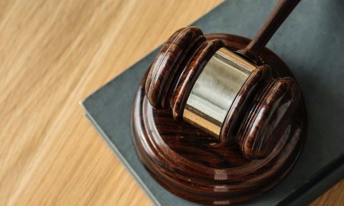 A judge's gavel. (rawpixel/Unsplash)