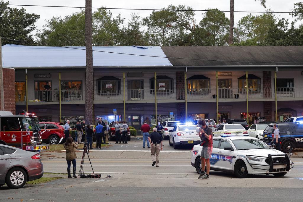 Victims, gunman in Tallahasee yoga studio shooting identified