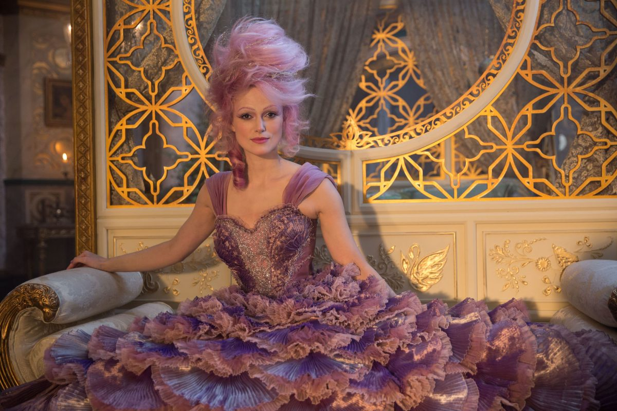 Film Review: 'The Nutcracker and the Four Realms': Guilty ...