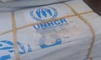 UN Aid Trucks Reach Remote Rukban Camp in Syria: Local Source