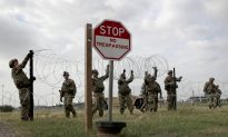 Over 5,600 Troops on Southern Border and 'All Contingencies on the Table'