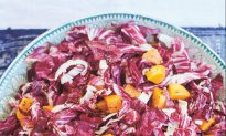 Radicchio and Roasted Squash Salad