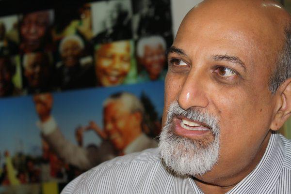 SouthAfricanHIV scientist Salim Karim