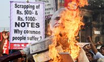 India's 'Cashless Society' and the Destruction of the Rupee