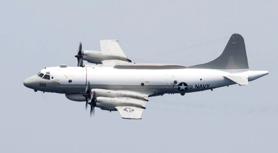 Close Call: Russian Fighter Jet Intercepts US Navy Plane over Black Sea