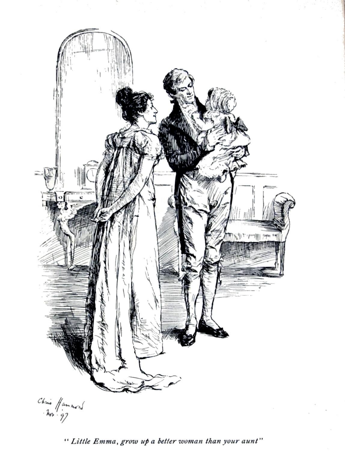 Jane Austen Emma Mr. Knightley