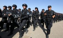 Security Spending Soars in China's Troubled Xinjiang Region