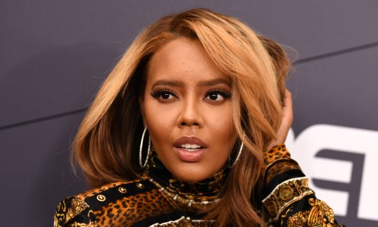 Angela Simmons attends the Black Girls Rock! 2018 Red Carpet at NJPAC on Aug. 26, 2018 in Newark, New Jersey. (Dave Kotinsky/Getty Images for BET)