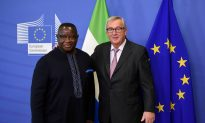 New Sierra Leone President Visits Europe as EU Tries to Counter China, Russia Aspirations for Dominance in Africa