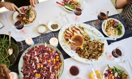 A 'No Stress Thanksgiving' With Julia Turshen