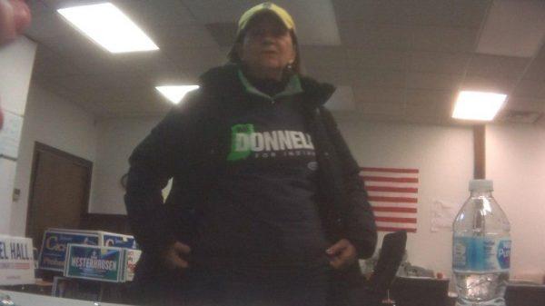 Jill Donnelly, wife of Sen. Joe Donnelly