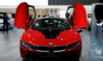 BMW Dented by Upfront Expenditure for New Car Launches