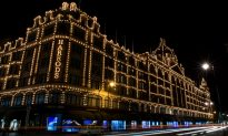 Woman Who Spent $21 Million at Harrods Arrested Under New UK Powers