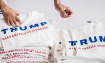 Man Told He Wasn't Allowed to Wear Trump Shirt at Polling Location Votes Shirtless
