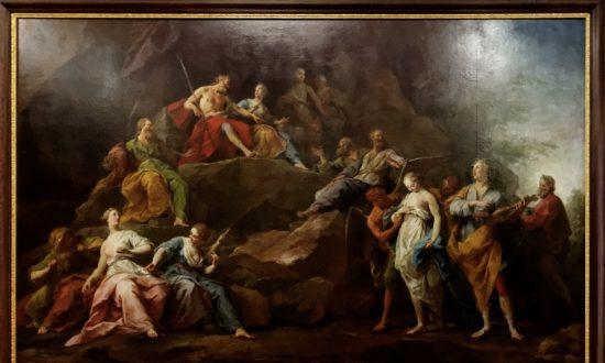 Orpheus and Eurydice: The Myth That Explains Myths