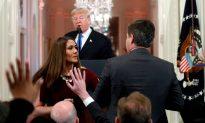 Video Shows Secret Service Taking CNN Reporter Jim Acosta's Press Pass Away