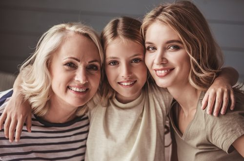 Many grandmothers emphasize the importance of family time and upholding family traditions. (Shutterstock)