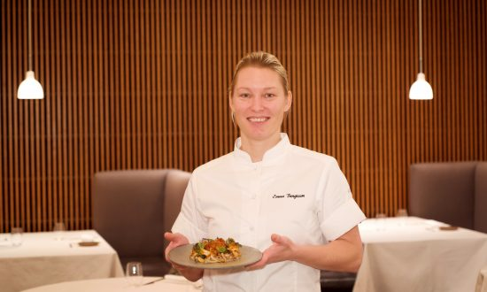 Michelin Star Chef Emma Bengtsson Gives Back, Helping the Hungry