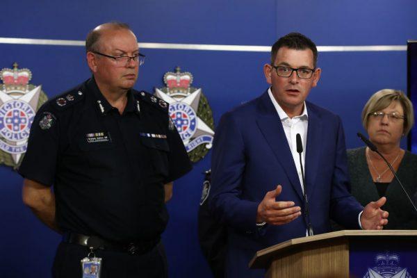 Australia's prime minister press conference