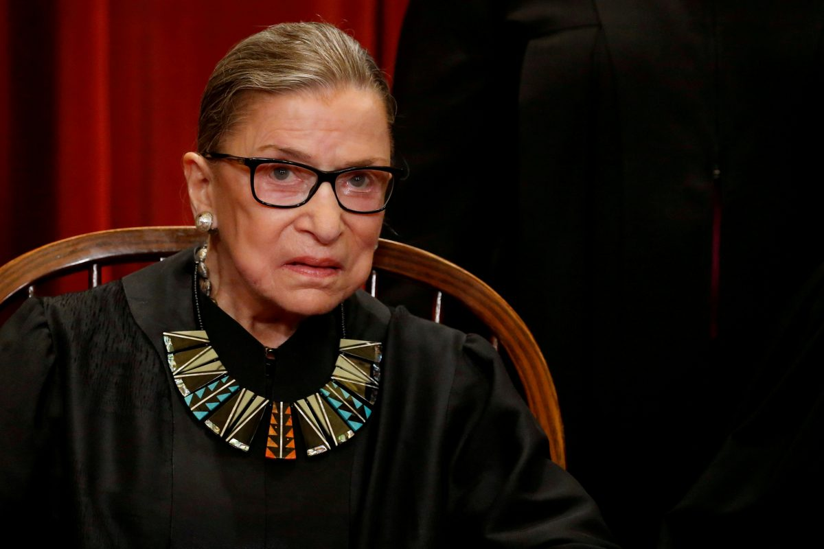 Justice Ruth Bader Ginsburg Has No Signs of Cancer, Will Return to Supreme Court