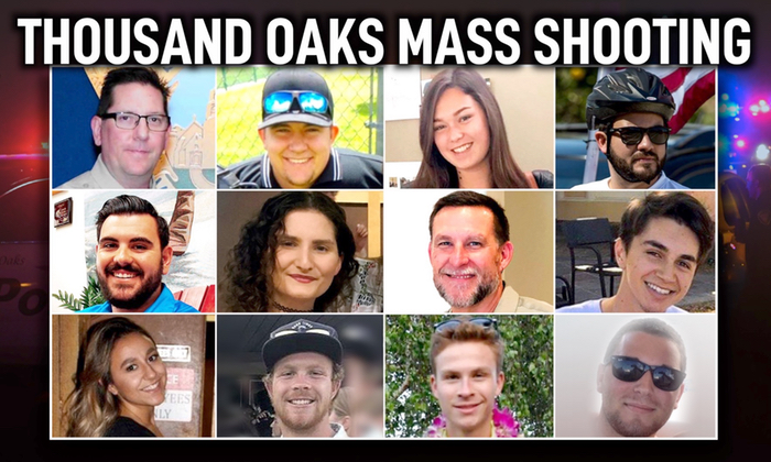 These Are The Victims Of The Thousand Oaks Mass Shooting