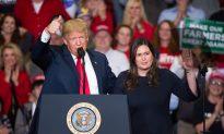 In Photos: Trump Rally in Cape Girardeau, Mo.