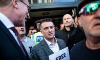 PayPal Bans Anti-Islamic Activist Tommy Robinson, Freezes Account