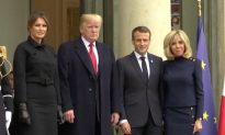 Videos of the Day: Trump, Macron Agree on Defense Spending