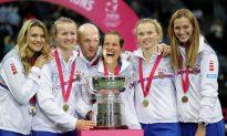 Siniakova Shines as Czech Republic Claim Sixth Fed Cup in Eight Years