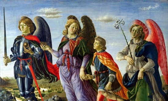 The Myth of St. Michael and What It Tells Us