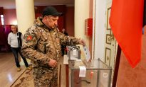 US Condemns 'Illegal Elections' in Russia-Controlled Eastern Ukraine