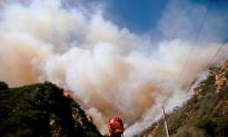 Authorities Search for Missing in Wind-Whipped California Wildfires