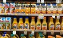 Orange Juice Makers Downsize Bottles Due to Orange Shortage, Higher Prices