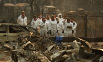 Garbageman Saves 93-Year-Old From California Wildfire