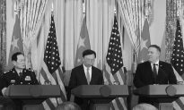 Treating the Press as Props for Puppet Show About US–China Relations