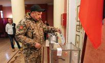 Separatist Areas of Ukraine Elect Leaders as Kiev, Moscow Trade Barbs