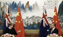 China Shuns Rivalry in Pacific as Australia Says 'This Is Our Patch'