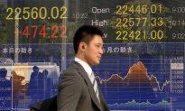 Trade War Looms Over Japanese Stocks as Topix Nears Bear Market